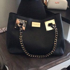 Marc New York (Andrew Marc) black handbag